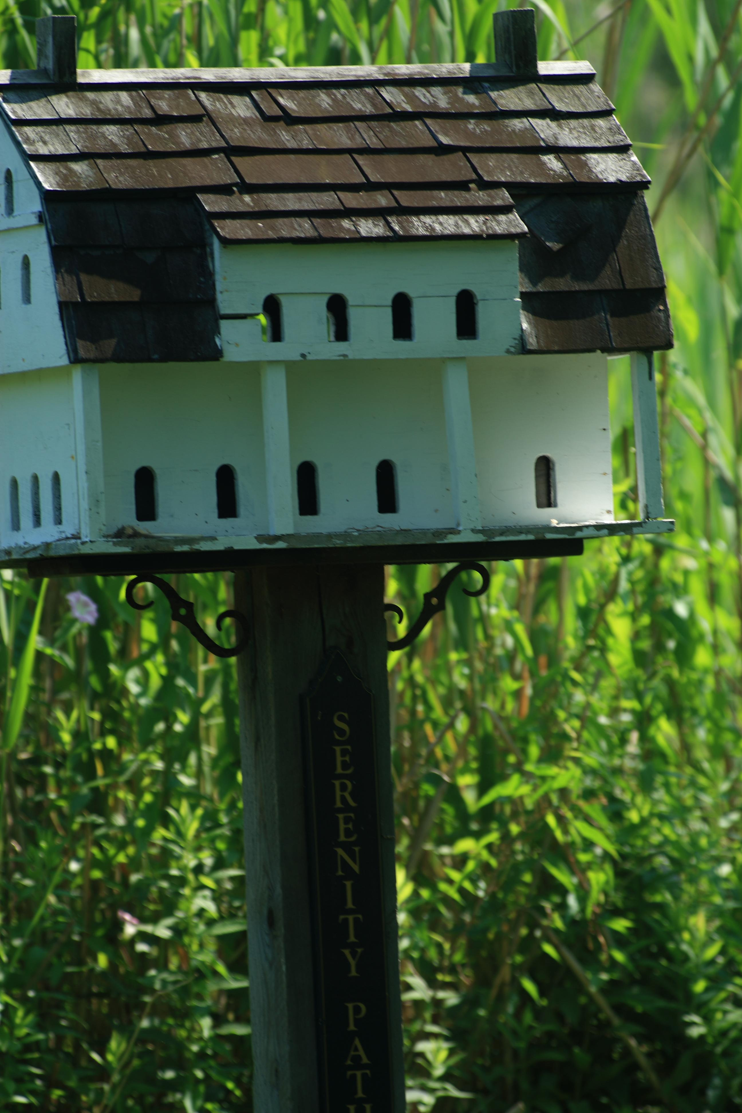 birdhouse hotel plans